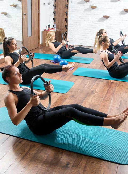 clases de pilates en centro FisioVital