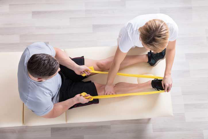 Nuestros servicios: fisioterapia en centro FisioVital